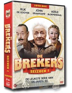 De Brekers - Seizoen 1 - DVDNL (1985)