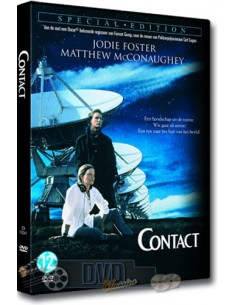 Contact  - DVD (1997)