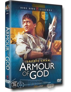 Armour of God - Jackie Chan - DVD (1986)