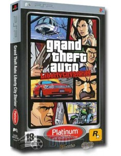 Grand theft auto - Liberty city stories - Adventure & RPG (Sony PSP)