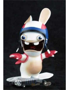 Raving Rabbids skateboard rabbit- Gaming (Figuren)