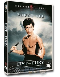 Fist of Fury - Bruce Lee - Wei Lo - DVD (1972)