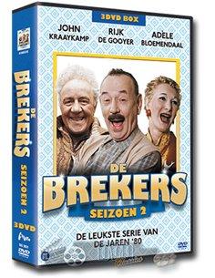 De Brekers - Seizoen 2 - John Kraaykamp, Rijk de Gooyer - DVD (1988)
