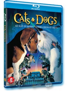 Cats & dogs - Blu-Ray (2001)