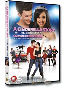 Cinderella story - If the shoe fits - DVD (2016)