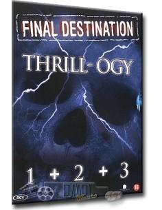 Final Destination Thrill-ogy - [3DVD] (2007)