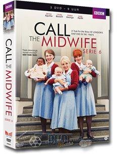 Call the midwife - Seizoen 6 - DVD (2017)