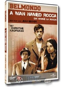 A Man named Rocca - Jean-Paul Belmondo, Pierre Vaneck - DVD (1961)