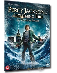 Percy Jackson & the Lightning Thief - DVD (2010)