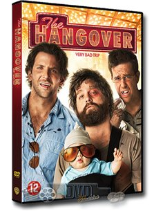 The Hangover - Zach Galifianakis, Bradley Cooper - DVD (2009)