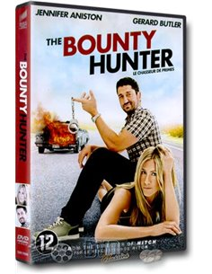 The Bounty Hunter - Gerard Butler, Jennifer Aniston - DVD (2010)