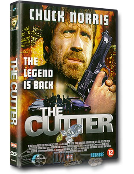 Chuck Norris - Cutter, the - DVD (2006)