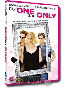 My One and Only - Renée Zellweger, Logan Lerman - DVD (2009)