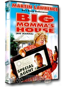 Big Momma's House - Martin Lawrence - DVD (2000)