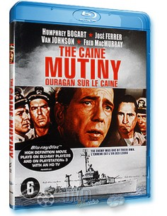 The Caine Mutiny - Humphrey Bogart - Blu-Ray (1954)