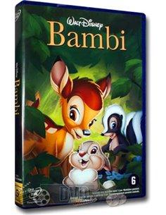 Bambi - Walt Disney - DVD (1942) Afbeelding wijkt af!