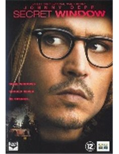Secret Window - Johnny Depp - DVD (2004)