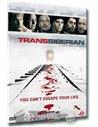 Transsiberian - Woody Harrelson, Emily Mortimer, Kate Mara - DVD (2008)