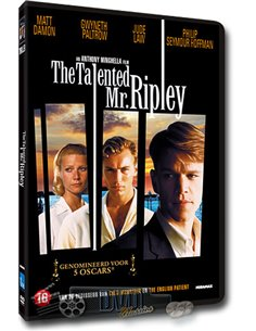 The Talented Mr.Ripley - Gwyneth Paltrow, Matt Damon - DVD (1999)