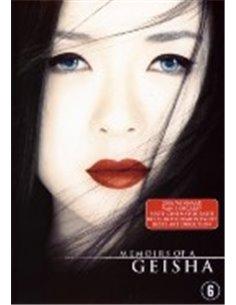 Memoirs of a Geisha - Ziyi Zhang, Ken Watanabe - DVD (2005)
