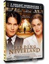 Finding Neverland - Kate Winslet, Dustin Hoffman, Johnny Depp - DVD (2004)