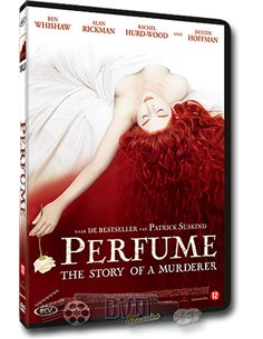 Perfume - Alan Rickman, Dustin Hoffman - DVD (2006)