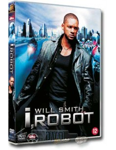 I, robot - Will Smith - DVD (2004)
