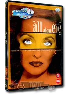 All about Eve - Bette Davis, Anne Baxter [2DVD] - DVD (1950)