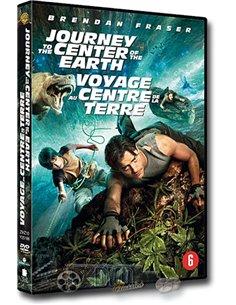 Journey to the Center of the Earth - Brendan Fraser - DVD (2008)