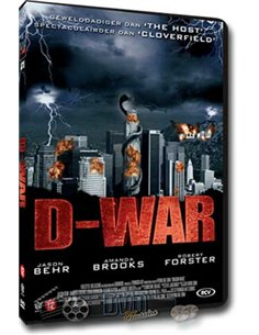 D-War - Jason Behr, Amanda Brooks - DVD (2007) Afbeelding van DVD