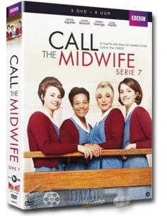 Call the Midwife - Seizoen 7 - Vanessa Redgrave - DVD (2017)