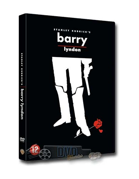 Barry Lyndon - Ryan O'Neal, Marisa Berenson - DVD (1975)