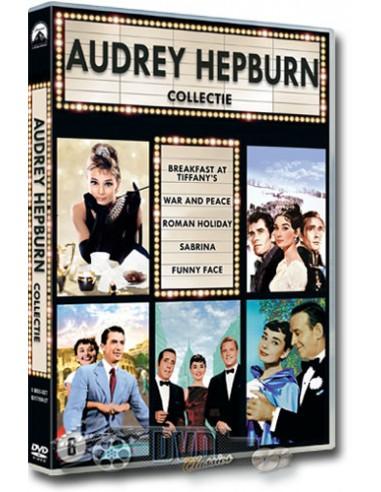 Audrey Hepburn collection - DVD (2018)