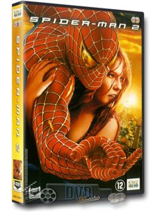 Spider-man - Tobey Maguire - DVD (2002)