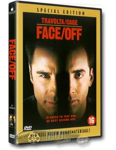 Face/Off - John Travolta, Nicolas Cage, Joan Allen - DVD (1997)