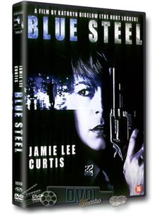 Blue Steel - Jamie Lee Curtis, Ron Silver - DVD (1990)