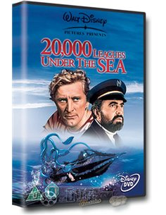 20,000 Leagues Under The Sea  - DVD ()