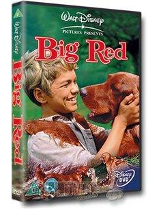 Big Red  - DVD (1962) DVD-Classics Impression!