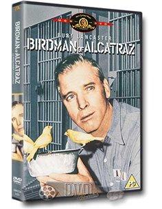 Birdman Of Alcatraz  - DVD ()
