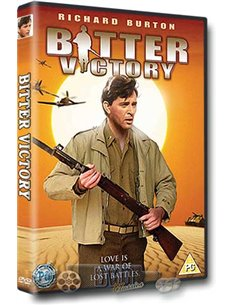 Bitter Victory  - DVD ()