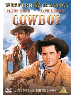Cowboy - Glenn Ford, Jack Lemmon - DVD ()