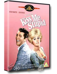 Kiss Me Stupid  - DVD ()