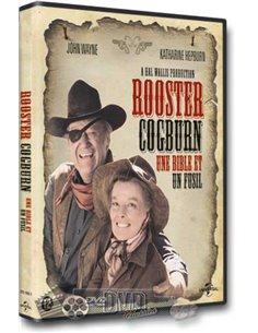 Rooster Cogburn  - DVD ()