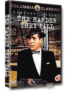 The Harder They Fall  - DVD ()