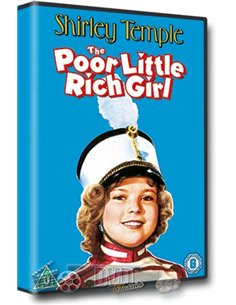 The Poor Little Rich Girl  - DVD (1936) DVD-Classics Impression!