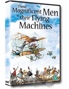 Those Magnificent Men In Their Flying Machines  - DVD ()