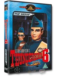 Thunderbird 6 - The Movie  - DVD ()