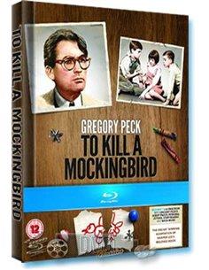 To Kill A Mockingbird Blu-Ray