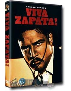 Viva Zapata! - Marlon Brando, Jean Peters, Anthony Quinn - DVD (1952)