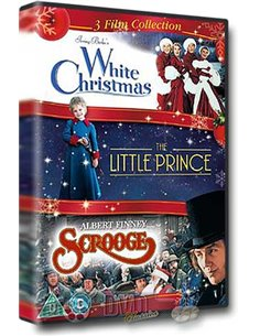 White Christmas / The Little Prince / Scrooge  - DVD ()